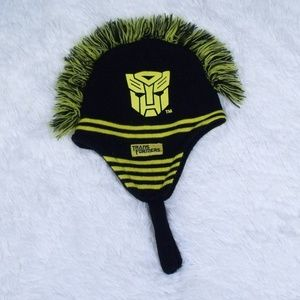 Transformers Dark Of The Moon Mohawk Bomber Hat